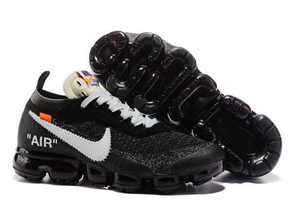 Nike Air VaporMax OFF-WHITE x black черные 40-44