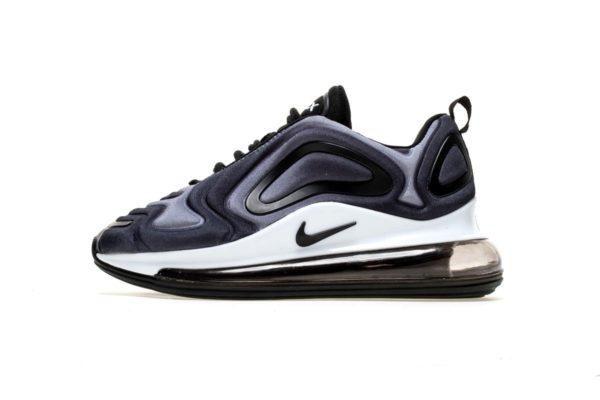Сиреневые мужские кроссовки