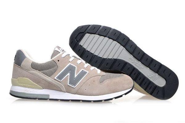 New Balance 996 бежевые с серым (40-44)