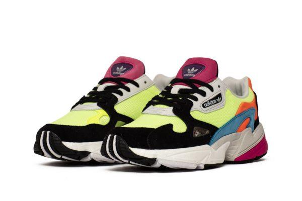 Кроссовки Adidas Falcon разноцветные (35-39)